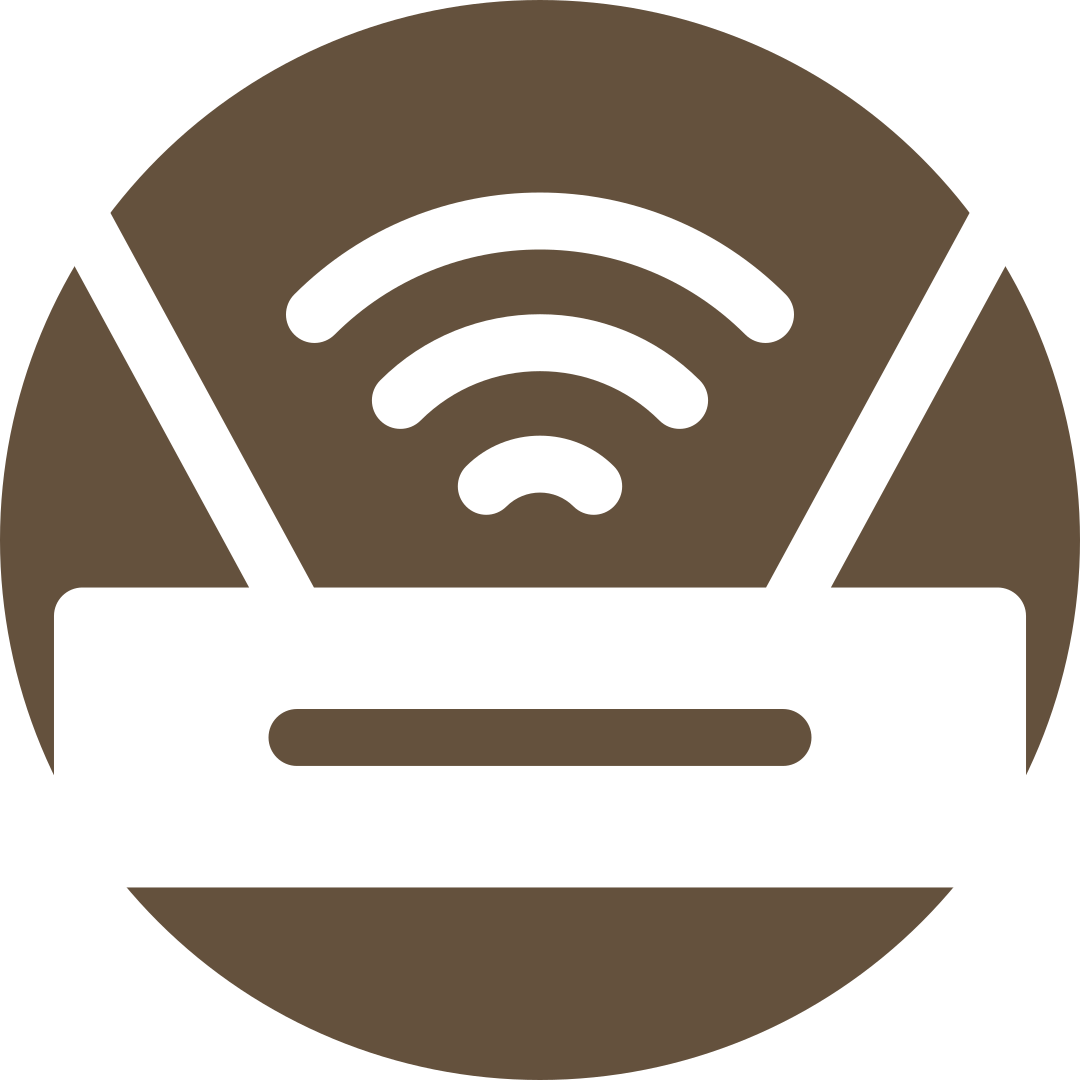 Router Maintenance Icon